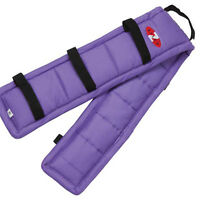 Zilco Driva Puffer Pad Purple Carriage Driving Harness Saddle Pads Liner