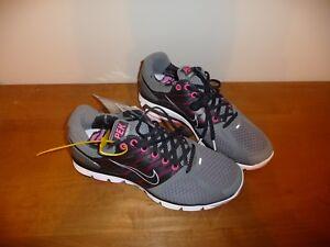 outlet store 9ec40 87ab0 Image is loading Nike-Lunarglide-2-PEK-Running-Shoe-Nano-Grey-