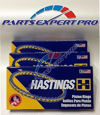 NEW HASTINGS PISTON RINGS HONDA CIVIC 2.0LT DOHC VTEC K20A3 K20Z3 ACURA RSX K20