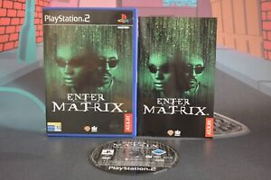 Enter-the-Matrix-Pal-Esp-PLAYSTATION-2-PS2-Combined-Shipping