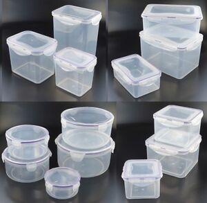 SAFE BOX Aufbewahrungsbox Frischhaltedose Frischhaltebox Aufbewahrungsdose