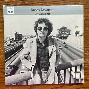 VINYL LP Randy Newman Little Criminals 1977 Warner Bros Records BSK3079 VG/VG