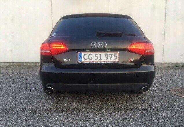 Audi A4, 2,0 TDi 143 Avant Multitr., Diesel