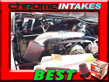 K&N+BLUE RED 03 04-08 DODGE RAM 1500/2500/3500 5.7L V8 HEMI AIR INTAKE S Type