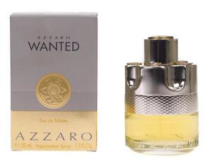 Azzaro Wanted 50ml Eau De Toilette 3351500002696 Ebay
