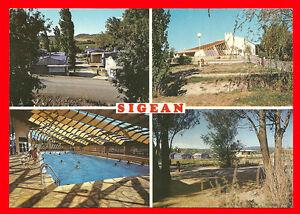 CPM-11-SIGEAN-Camping-Municipal-Postal-varias-vistas