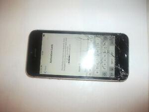 Apple-iPhone-SE-32GB-Smartphone-Gris-espacial-Desbloqueado-ID-bloqueado-amp-Agrietado