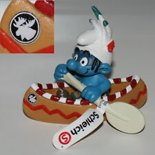 PUFFO PUFFI SMURF SMURFS NEW 2015 82863 NewPromo with Elk Logo Native with Canoe