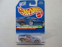 1999 Hot Wheels Treasure Hunt 1997 Corvette