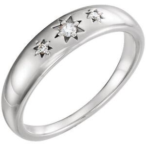 Diamante-Destello-Anillo-chapado-en-plata