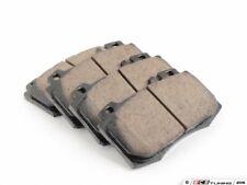 Akebono EUR847 Euro Ultra-Premium Ceramic Brake Pad Set