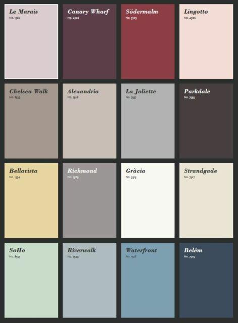 Schoner Wohnen Trendfarben Twilight 2 5 L Gunstig Kaufen Ebay