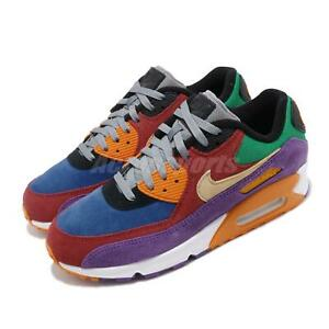 Nike-Air-Max-90-QS-Viotech-Multi-Color-Red-Purple-Mens-Womens-Shoes-CD0917-600
