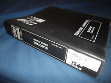 Hyster E30ar E40ar Electric Forklift Service Shop Repair Manual Book