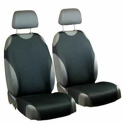 Sitzbezüge schwarz vorne KOS RENAULT KANGOO