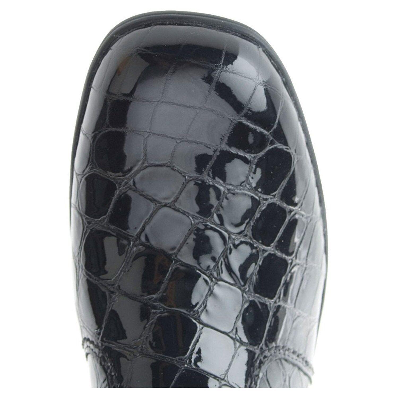 Spring Step Jacey Patent Leder/Leder Ankle in Stiefel Sz 35-41 Made in Ankle Portugal b71546