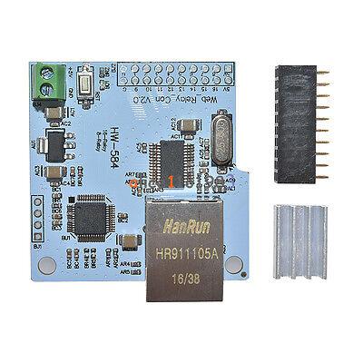 ENC28J60 Ethernet Network Controller Module Breakout SPI RJ45 100BASE
