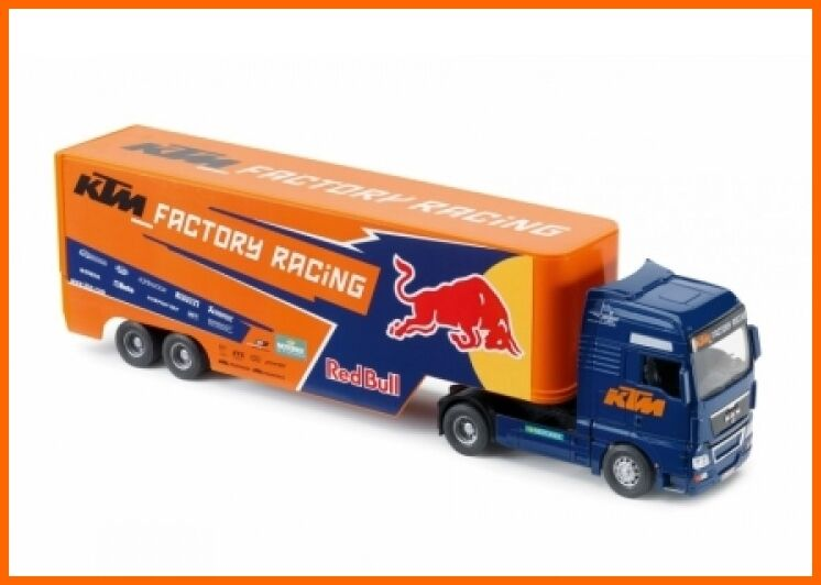 MAN ( M.A.N. ) Team Transporter 1 32 Red Bull KTM Factory Racing (type 2)