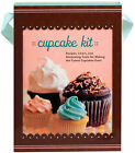 Cupcake Kit: Recipes, Liners, and Decorating Tools for Making the Best Cupcakes by Elinor Klivans (Novelty book, 2009)