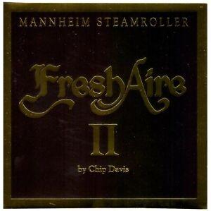 MANNHEIM STEAMROLLER Fresh Aire II CD U.S. Prog Rock – Top Sound Quality