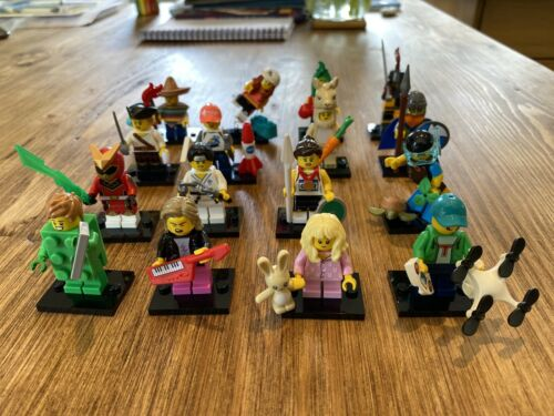 lego minifigures series 20 Complete and Unopened