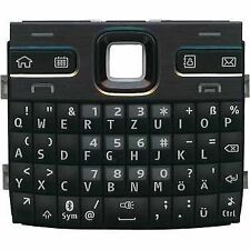 Brand New Original Nokia E72 Keypad - Black