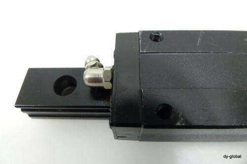 LWESG20+160mm IKO LM Guide Actuator Bearing maintenance 1Rail 1Block BRG-I-16