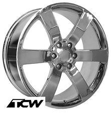 "20"" 20x8"" Chevy Trailblazer SS OE Replica Chrome Wheels Rims fit GMC Envoy 02-09"