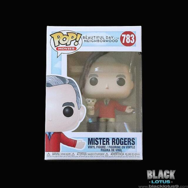 MR ROGERS FUNKO POP BEAUTIFUL DAY IN THE NEIGHBORHOOD 41514 BRAND NEW