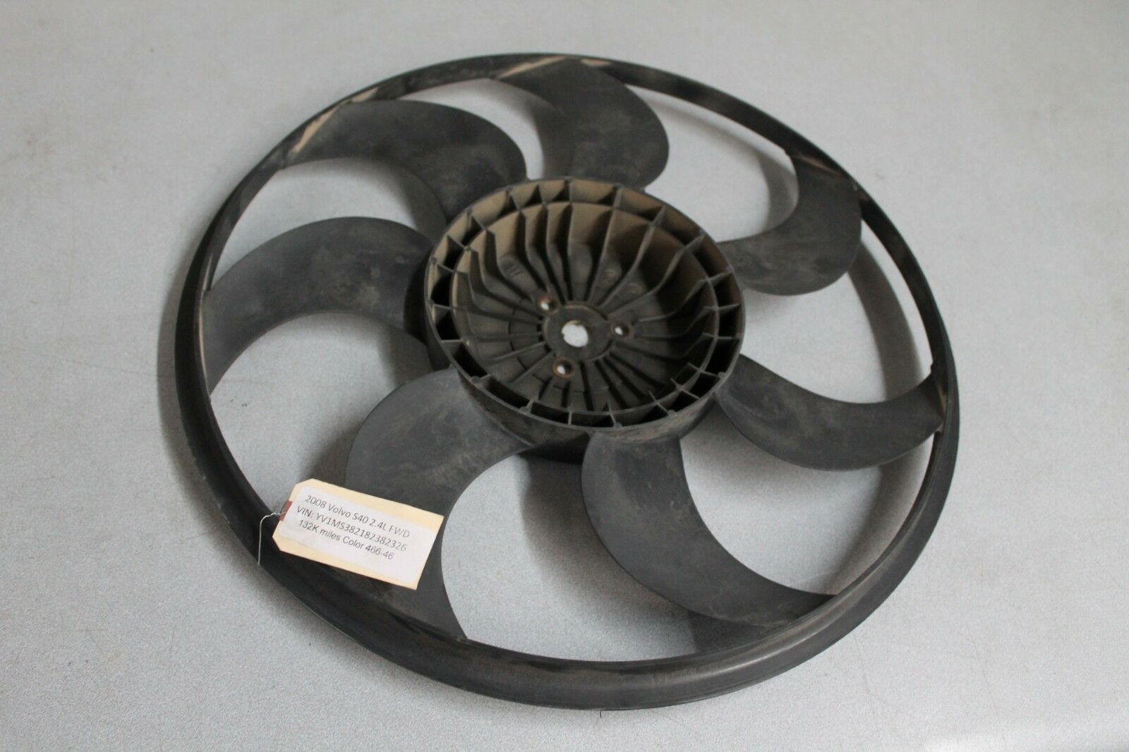 Volvo S40 Radiator Cooling Fan Blade 7 Spoke Part 3136613303 Ebay Flexalite Electric Black Magic Series Coximportcom A Norton Secured Powered By Verisign