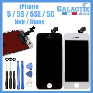ECRAN-LCD-RETINA-VITRE-TACTILE-SUR-CHASSIS-IPHONE-5-5S-5C-SE-NOIR-BLANC-OUTILS