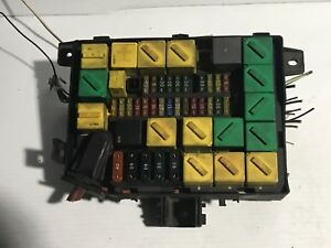 land rover range rover fuse box many compatible cars p amr 3375 rh ebay com land rover fuse box for sale land rover fuse box