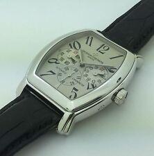 18K White Gold Vacheron Constantine Malte Royal Eagle Day Date Automatic Watch
