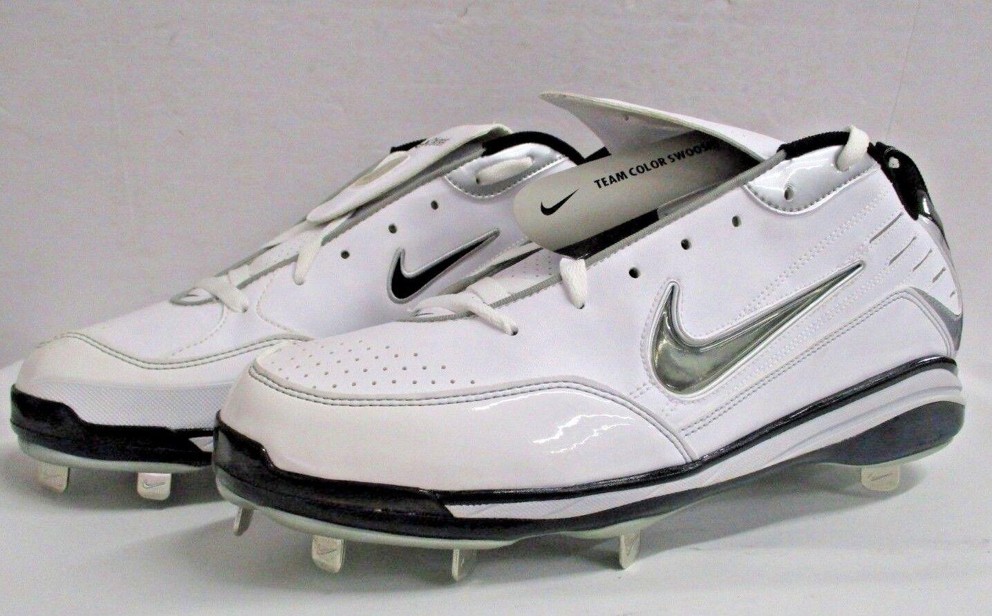 Di nuovo in scatola scatola scatola nike air show di uomini elite mvp scarpe bianche scarpe taglia  14 | Re della quantità  | Sig/Sig Ra Scarpa  ace728