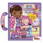 Disney Doc McStuffins: A Carryalong Play Book by Disney Doc McStuffins, Sheila Sweeny Higginson (Board book, 2014)