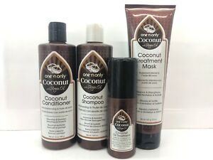 ONE-039-N-ONLY-Coconut-Conditioner-Shampoo-Oil-Treatment-amp-Mask-for-HAIR