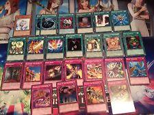 "Yu-Gi-Oh: ""LOT of 25 STAPLE Cards"" - Effect Veiler, MST, Dimensional Prison, etc"