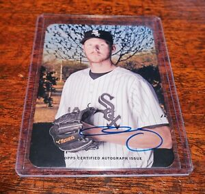 CHRIS-SALE-AUTO-ON-CARD-SP-50-2016-69-SUPER-AUTO-TOPPS-ARCHIVES-RED-SOX