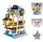 Indexbild 16 - Bausteine Spielplatzserie Mini Kind DIY Spielzeug LOZ1717~1728 Lernspielzeug OVP