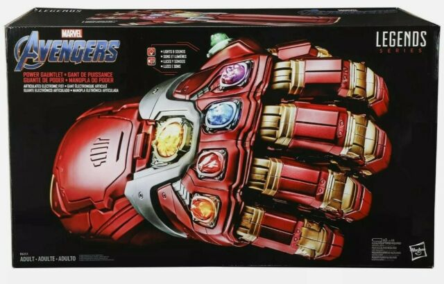 Endgame Power Gauntlet - Avengers - Articulated Electronic Fist
