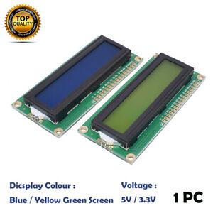 3-3V-5V-1602A-Black-White-Word-LCD-Module-2-Backlight-HD44780-16x2-Arduino