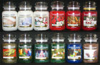 Yankee Candle - You Pick 22 oz Jars - CHRISTMAS SCENTS - MANY RARE & RETIRED!!