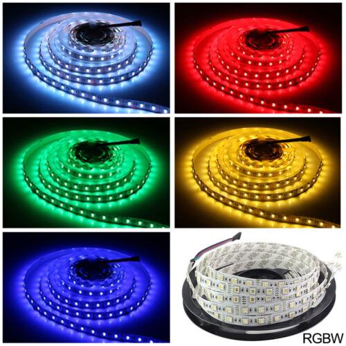 5-30M 12V LED SMD 5050 Streifen Stripe Warmweiss RGB RGB+WW Leiste Band dimmbar