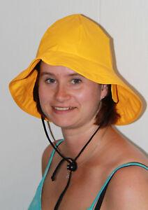 Norwegian-Unisex-Sou-039-wester-Sydvest-Rain-cap-hat-In-many-colors