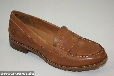 Timberland Earthkeepers Delma Penny Loafer Slipper Gr 36 US 5,5 Damen Schuhe | eBay