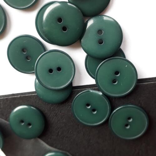 Jacken Knöpfe flach mit Rand Farbauswahl Boutons Buttons botones düğmeler кнопки