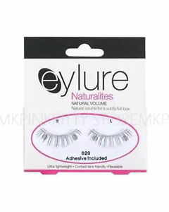 f22bf4c2fa8 Image is loading Eylure-Naturalites-Natural-Volume-Lashes-020-NEW