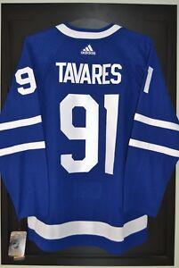 7f1a4b0fb0a John Tavares Toronto Maple Leafs Adidas Home NHL Hockey Jersey Size ...