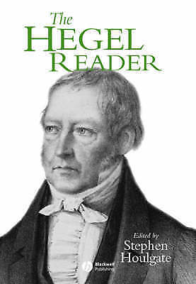 1 of 1 - The Hegel Reader by