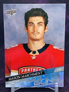 2020-2021 Upper Deck Series 2 Young Guns MASON MARCHMENT #457 Panthers RC